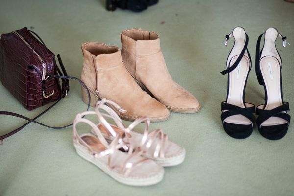preparacion de productos de moda