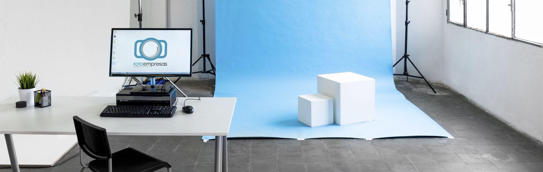 Tenemos espacios modulares para fotografía de bodegones