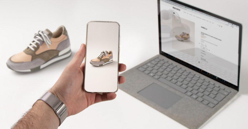 visualización de imágenes con el móvil